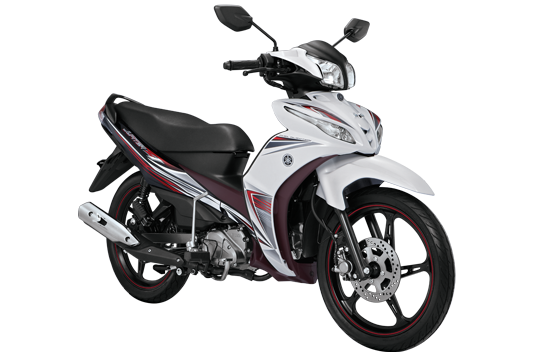 Sepeda Motor Bebek Injeksi Kencang dan Irit Jupiter Z1 memiliki beberapa  keunggulan yaitu  YZ Crankshaft Technology meningkatkan performance sepeda  motor ... dbf3bbfe49