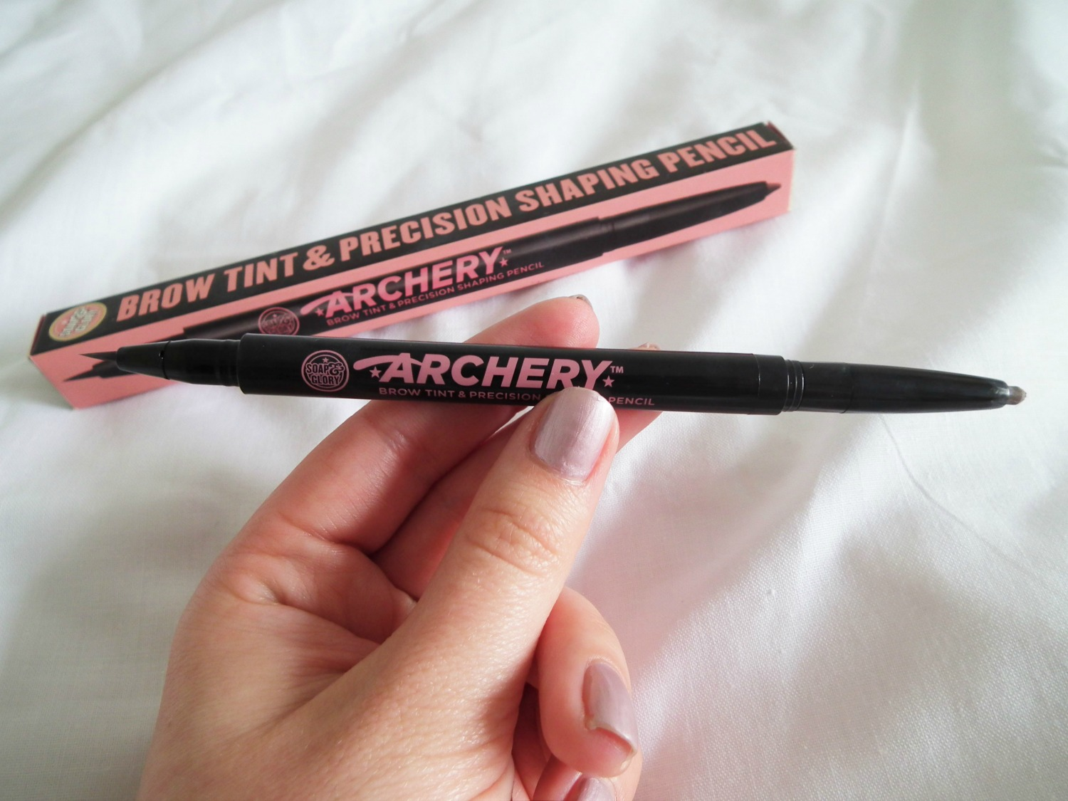 Products I've Loved This Month Soap & Glory Brow Archery