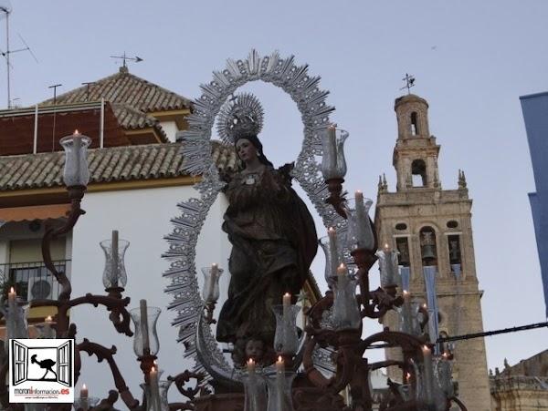 El VIII Cartel anunciador de las Fiestas Patronales de Morón se presentará el próximo 3 de noviembre en Sevilla