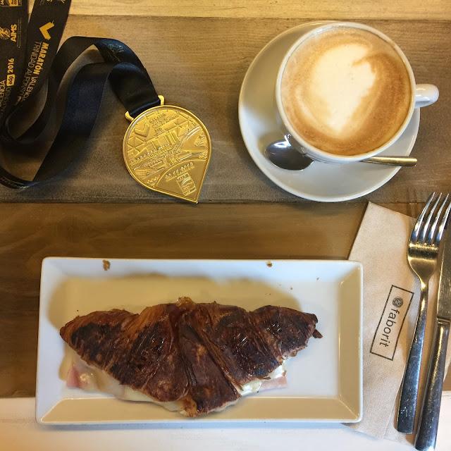 Maratón de Valencia, Mi Diario Runner, medalla