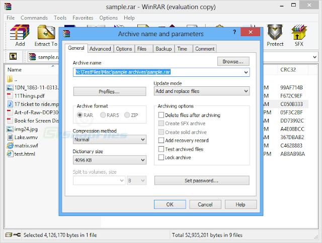 تحميل برنامج وينرار Download WinRAR