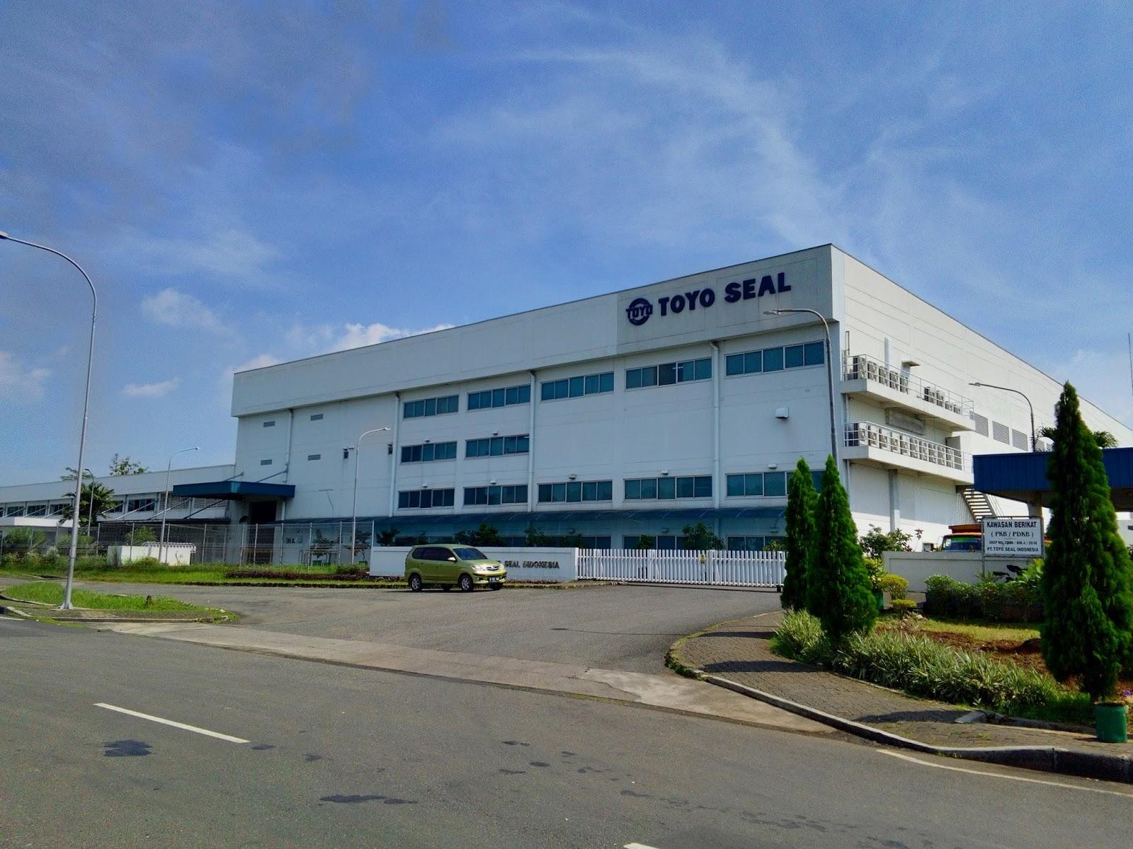 Lowongan Kerja Terbaru PT Toyo Seal Indonesia februari
