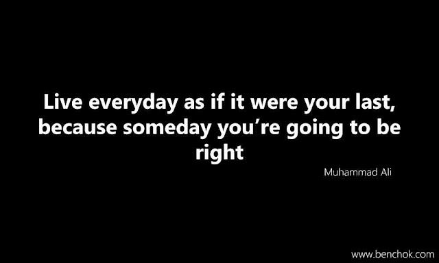 Top 10 Inspirational quotes by Muhammad Ali