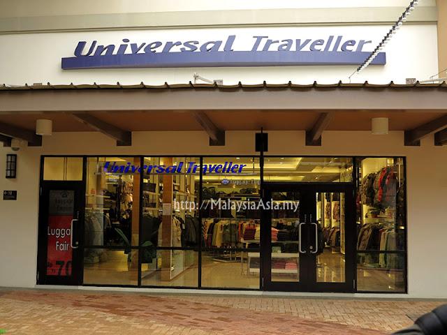 Johor Universal Traveller Factory Outlet