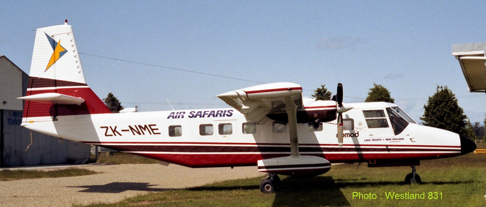 3rd level new zealand air safaris sole schedule for Nomad scheduler