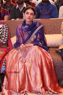 Aditi Rao Hydari Stills in Lehenga Choli at Cheliyaa Telugu Movie Audio Launch Event  0078.JPG