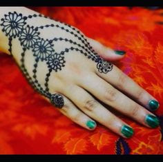 Jewellery Mehndi Design Images