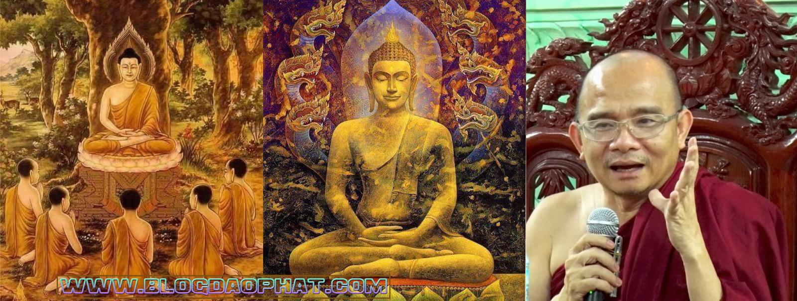"""TỨ DIỆU ĐẾ: """"Niệm Phật"""" và Tứ niệm xứ - Sư Giác Nguyên (Toại Khanh Vietherevada)"""
