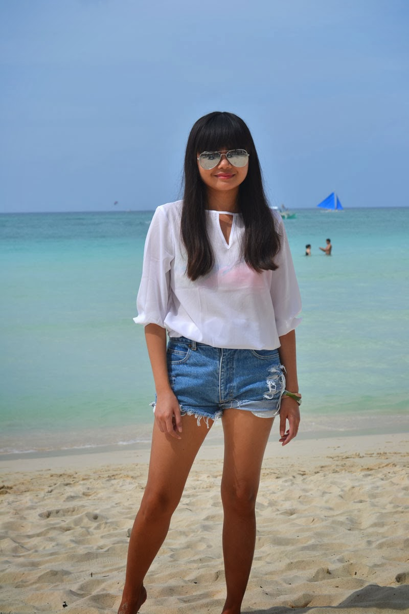 boracay beach style i am alexa�london fashion travel