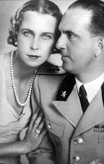 Umberto II  et Marie José d'Italie