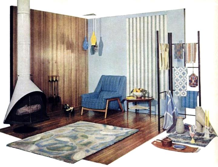 Decorating Ideas: Better Homes U0026 Gardens 1960