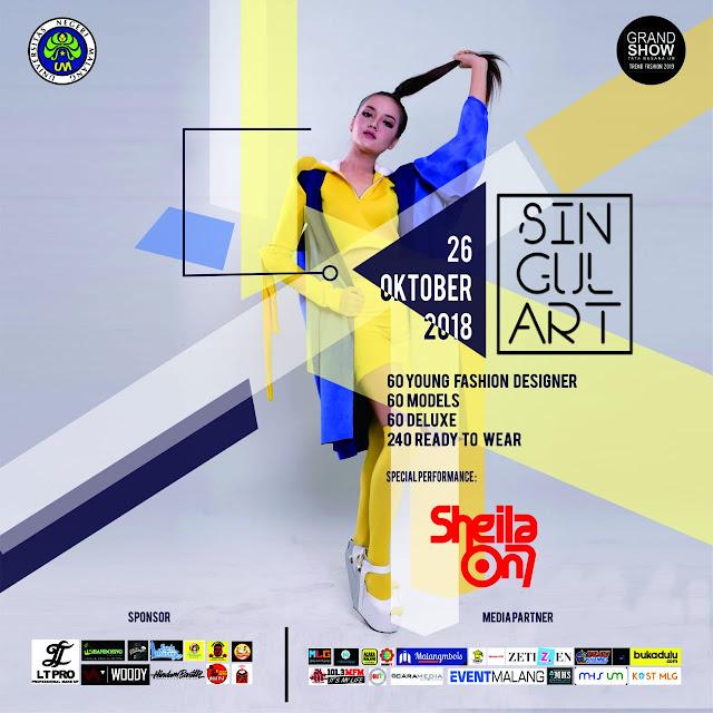 SINGULART Gramd Show Trend Fashion 2019