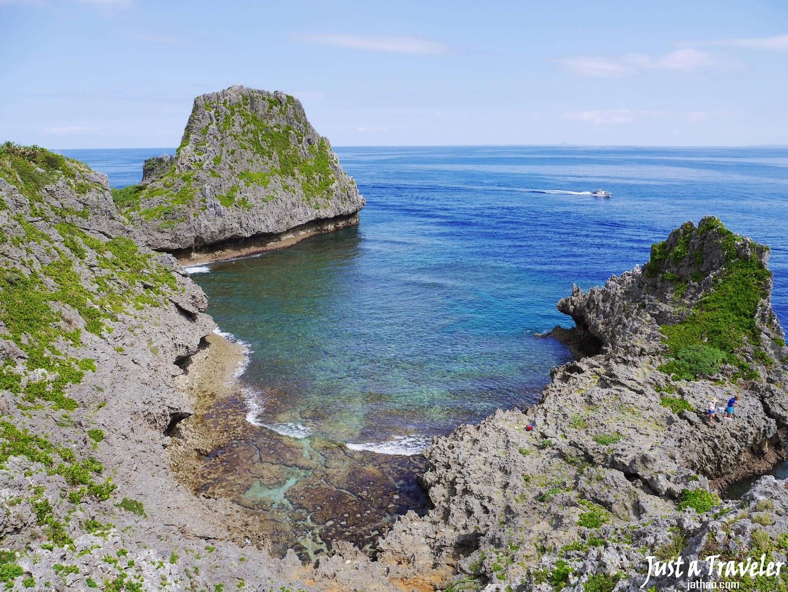 沖繩-景點-推薦-真榮田岬-青之洞窟-潛水-浮潛-自由行-旅遊-Okinawa-attraction-maeda-cape-blue-cave-Toruist-destination