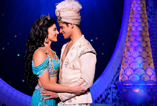 reviews - ALADDIN - National Tour: ASU Gammage