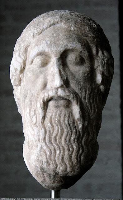 Homer, glyptothek münchen