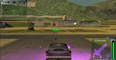 Download Twisted Metal Head PSP PPSSPP Full Compress