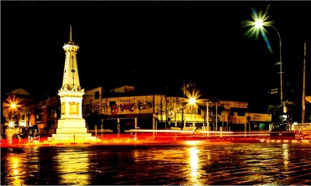Pesona Wisata Malam di Tengah Gemerlap Lampu Kota Yogyakarta