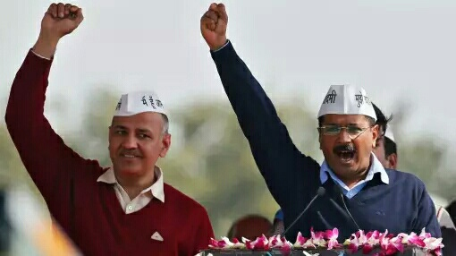 AAP-Congress to Discuss Alliance in 18 Seats: Sisodia Tweets