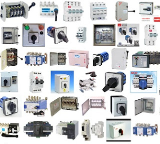 Jual Electrical Changeover Switch