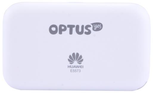 Unlock Optus Huawei E5573s-606 from Australia - EGGBONE