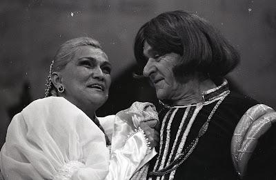 Romeu e Julieta (Foto: Carlos Manfredo/SBT)