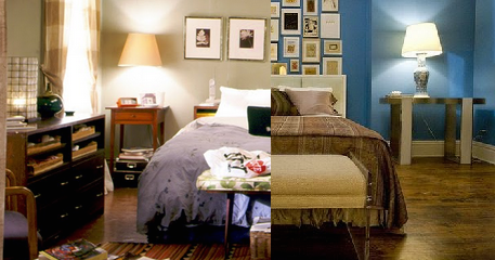 Get the Look Carries Apartment  On Screen Decor Sex