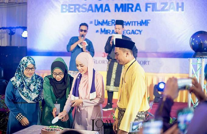 Foto Cun Mira Filzah Beraya 2016