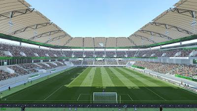 PES 2019 Stadium Volkswagen Arena by Arthur Torres