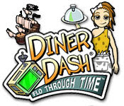 เกมส์ Diner Dash - Flo Through Time