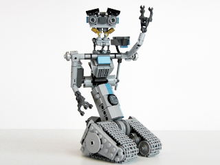 Johnny Five LEGO Ideas 2016 Finalist
