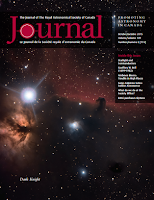 cover of the RASC Journal 2015 October
