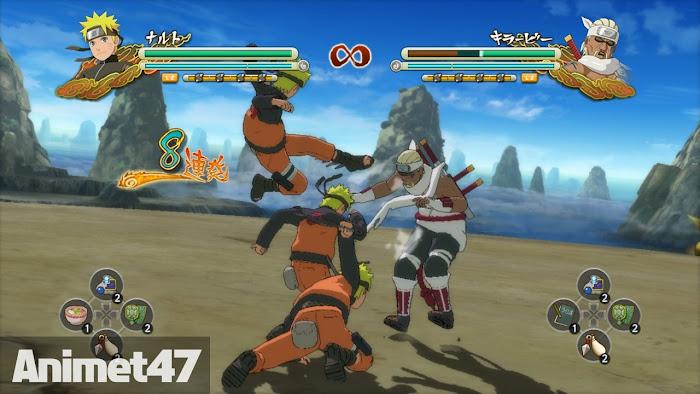 Ảnh trong phim Naruto Shippuden Ultimate Ninja Storm 3 1
