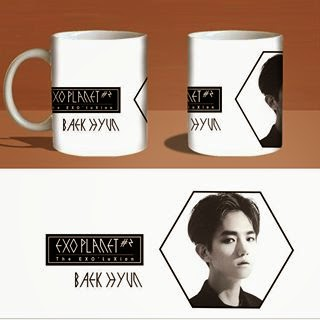 Exo'Luxion Mug   Kpop Stuff