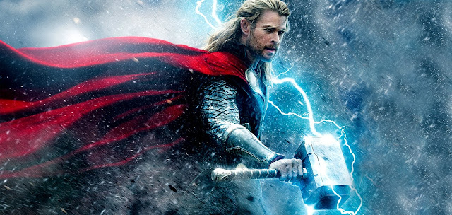 Thor: The Dark World - Thunders