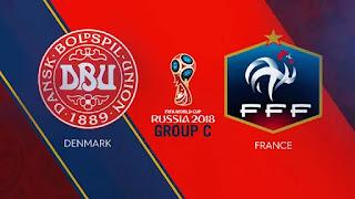 مشاهدة مباراة فرنسا والدنمارك بث مباشر يلا شوت اليوم 26-06-2018 كأس العالم 2018