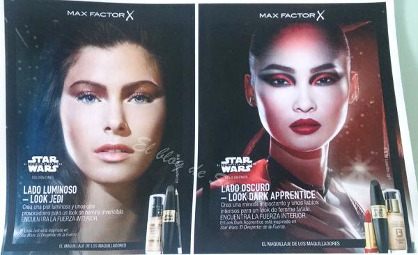 Max factor star wars