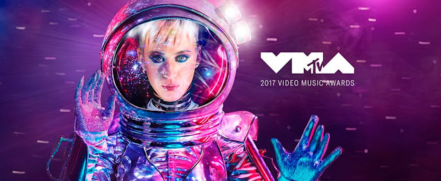 Katy Perry - 2017 MTV VMAs HOST