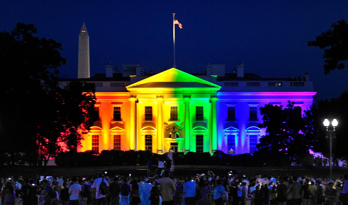 Página sobre direitos LGBT foi retirada do site da Casa Branca