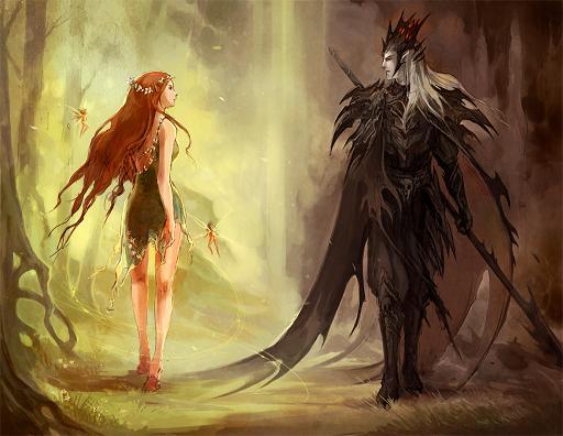The Fairy Door: The Fae