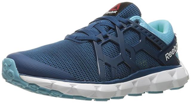 Reebok Hexaflex Run 4.0 Mtn Walking Shoes for only $40 (reg $75)