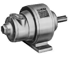 Gast Air Gear Motor 4AM-RV-75-GR25