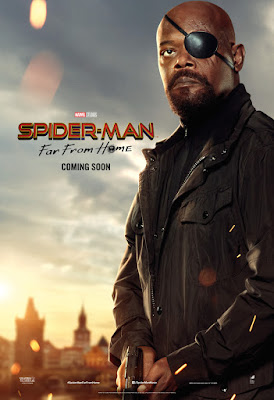 Spider Man Far From Home Movie Poster 32