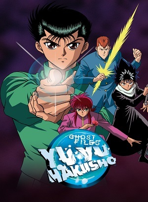 Yu Yu Hakusho Desenhos Torrent Download completo
