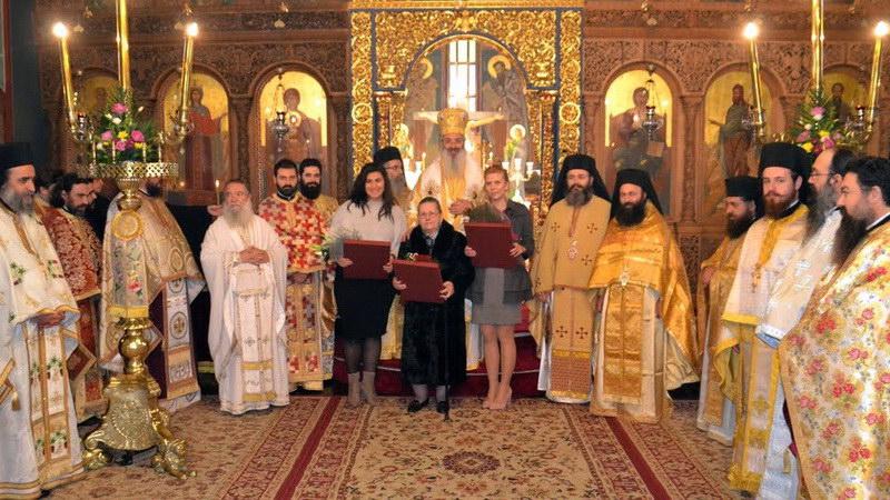 Αλεξανδρούπολη: Εορτή της Υπαπαντής του Κυρίου στον Ιερό Ναό Αγίας Κυριακής