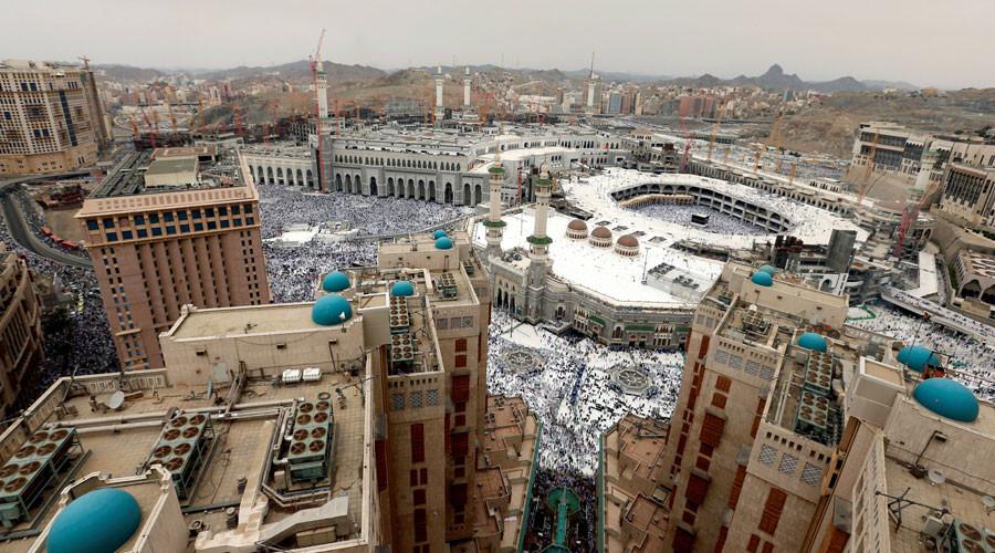Eid al-Adha in Mecca