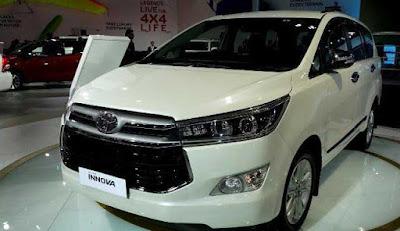 Harga Mobil Toyota Innova Venturer Terbaru 2017