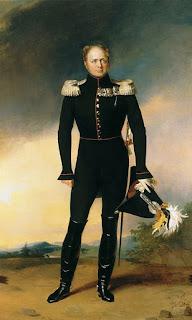 Император Александр Первый