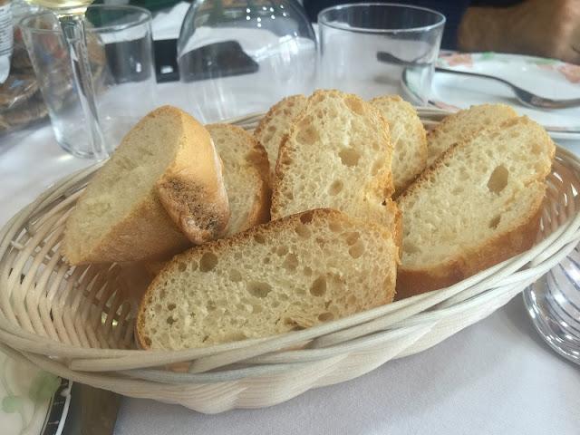 Bandeja de pan