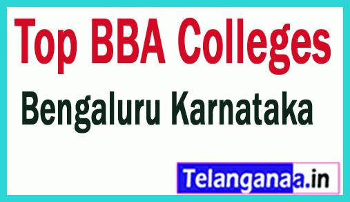 Top BBA Colleges in Bengaluru Karnataka