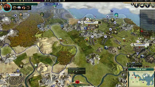 Download Civilization 6 Game 100% Working Setup RAR File